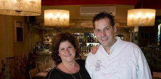 Patricia & Jan Marrees van Restaurant Bretelli